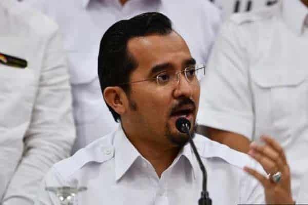 Pemuda Umno menolak kerjasama dengan Presiden PKR