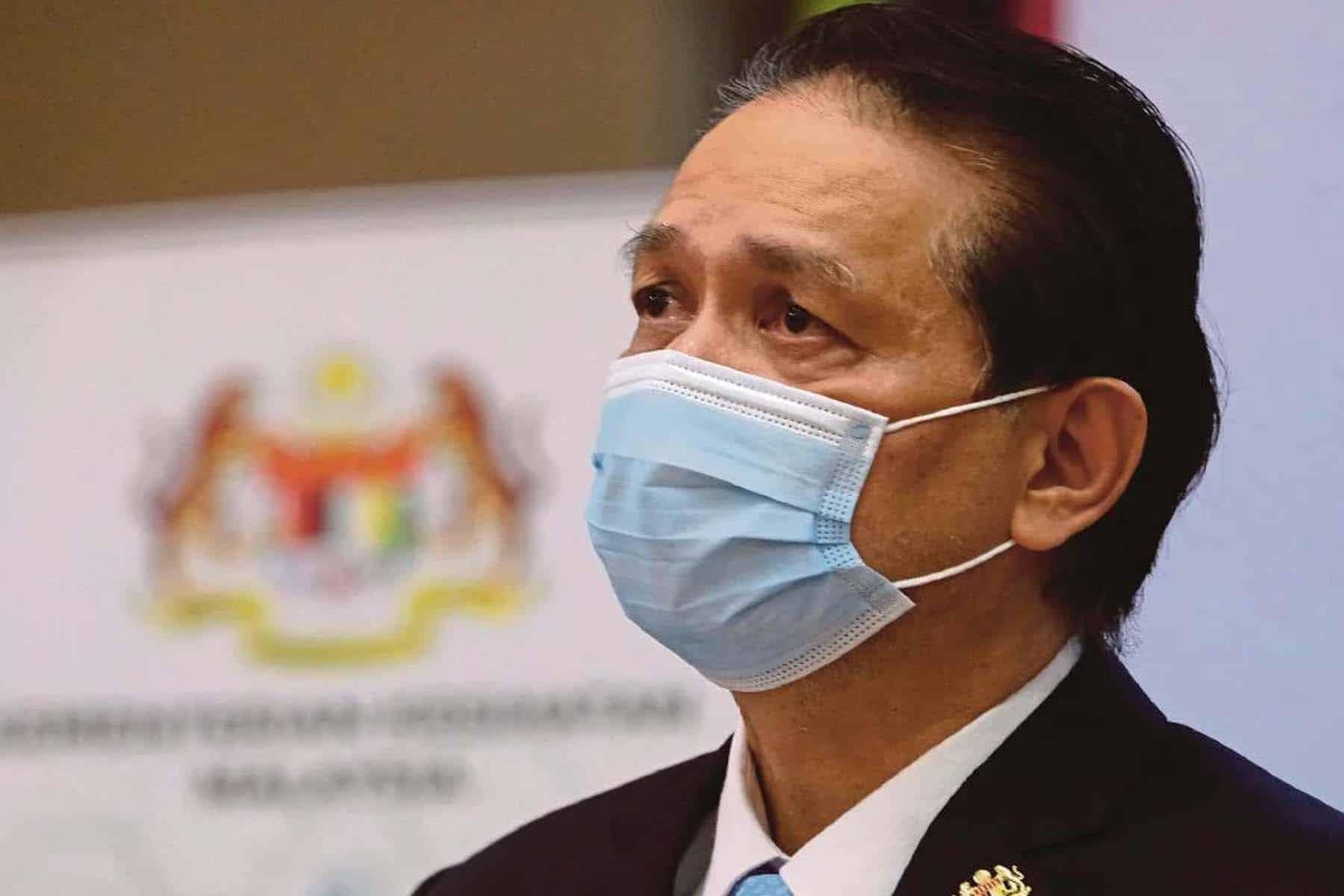 Terkini :Dr Noor Hisham, meminta rakyat terus berada di rumah
