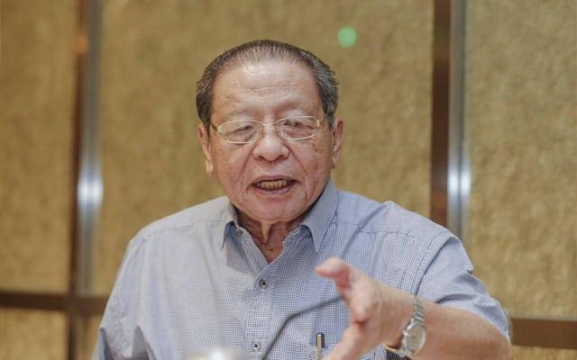 Lim Kit Siang cadang sidang Parlimen secara maya