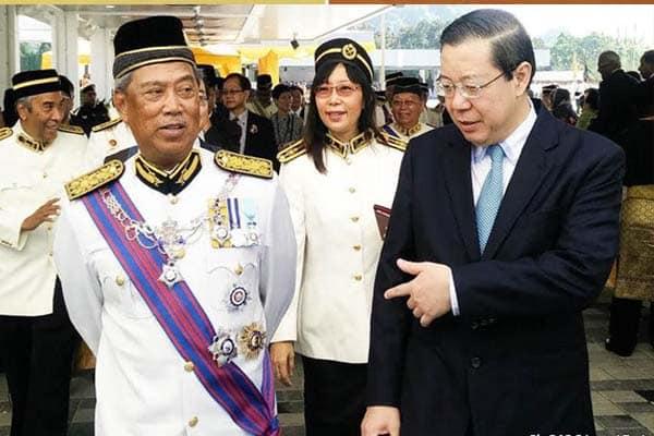 Lim Guan Eng cadang  PM rangka 'Belanjawan Perpaduan 2021