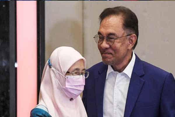 Gempar!!!! MP sahkan Anwar letak jawatan PH jika terbukti tiada majoriti