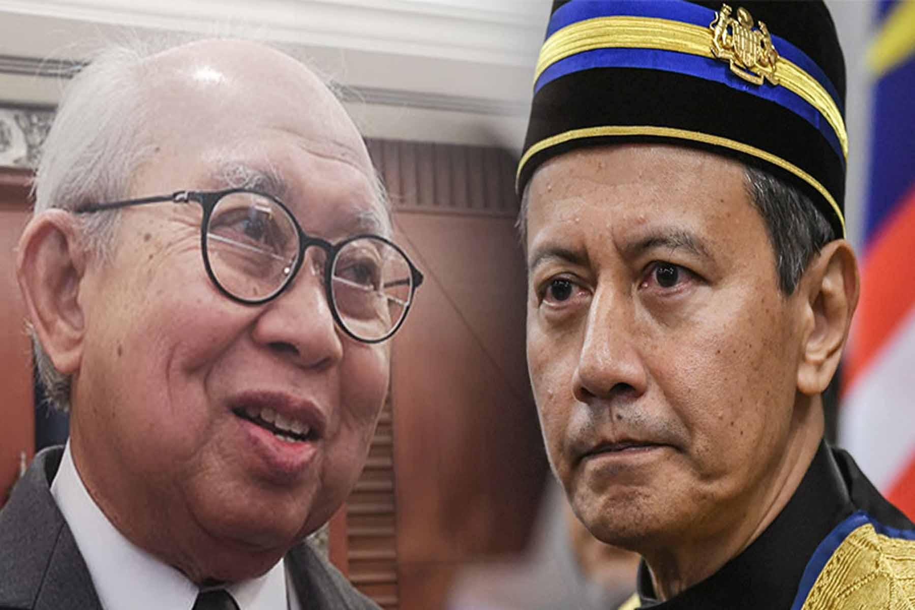 'Surat cinta Ku Li ajak MP sokong undi tak percaya ke atas Muhyiddin'