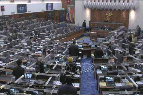 Gempar!!! MP Pekan,Bagan Datoh dan Gua Musang tidak hadir undi belah bahagi