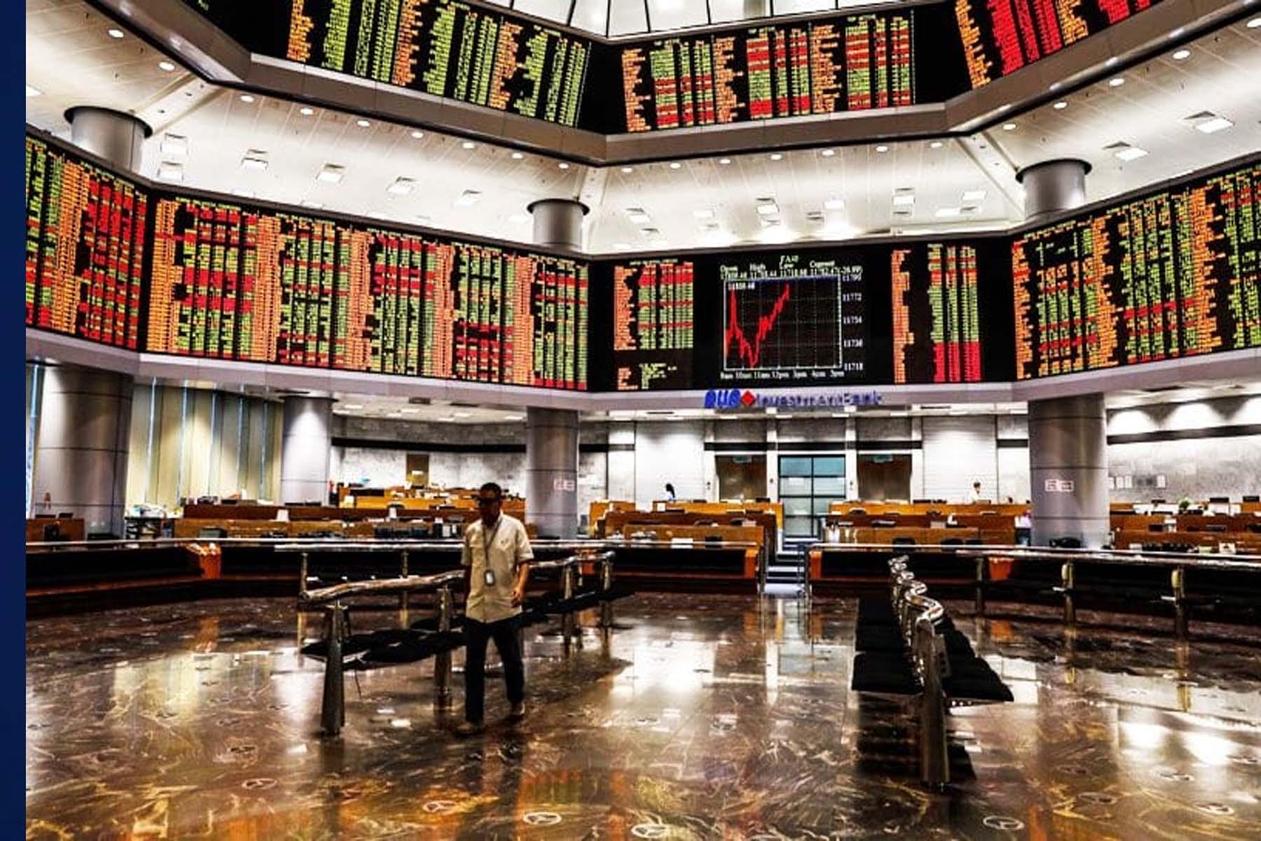 Bursa Malaysia terus rancak untuk hari kelima