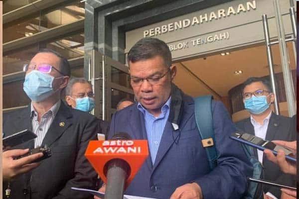 Terkini !! Hasil pertemuan pertama dengan Menteri Kewangan