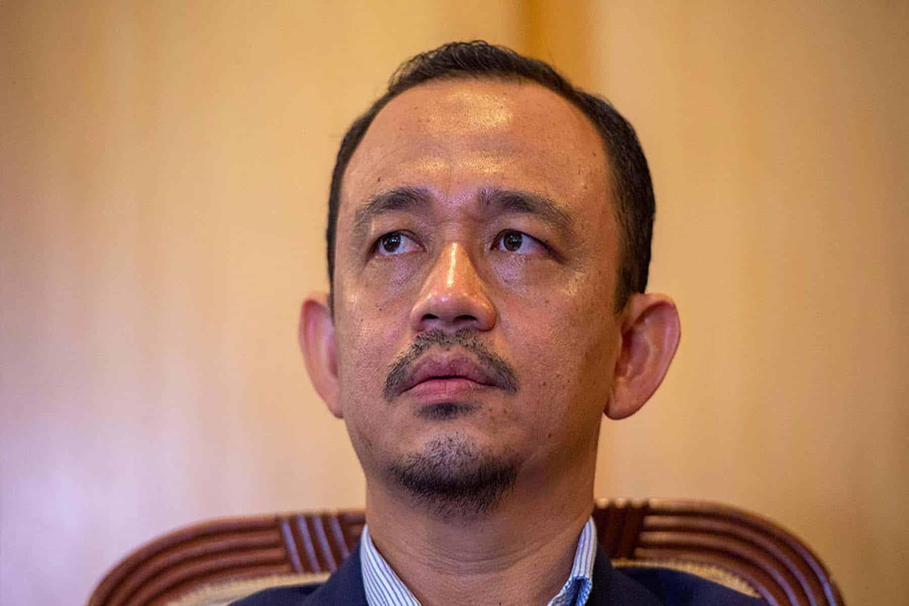 Maszlee telah menyatakan sokongan kepada Presiden PKR