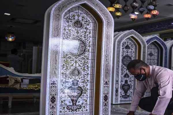 Mihrab 'rahsia' lawan nafsu ketika munajat