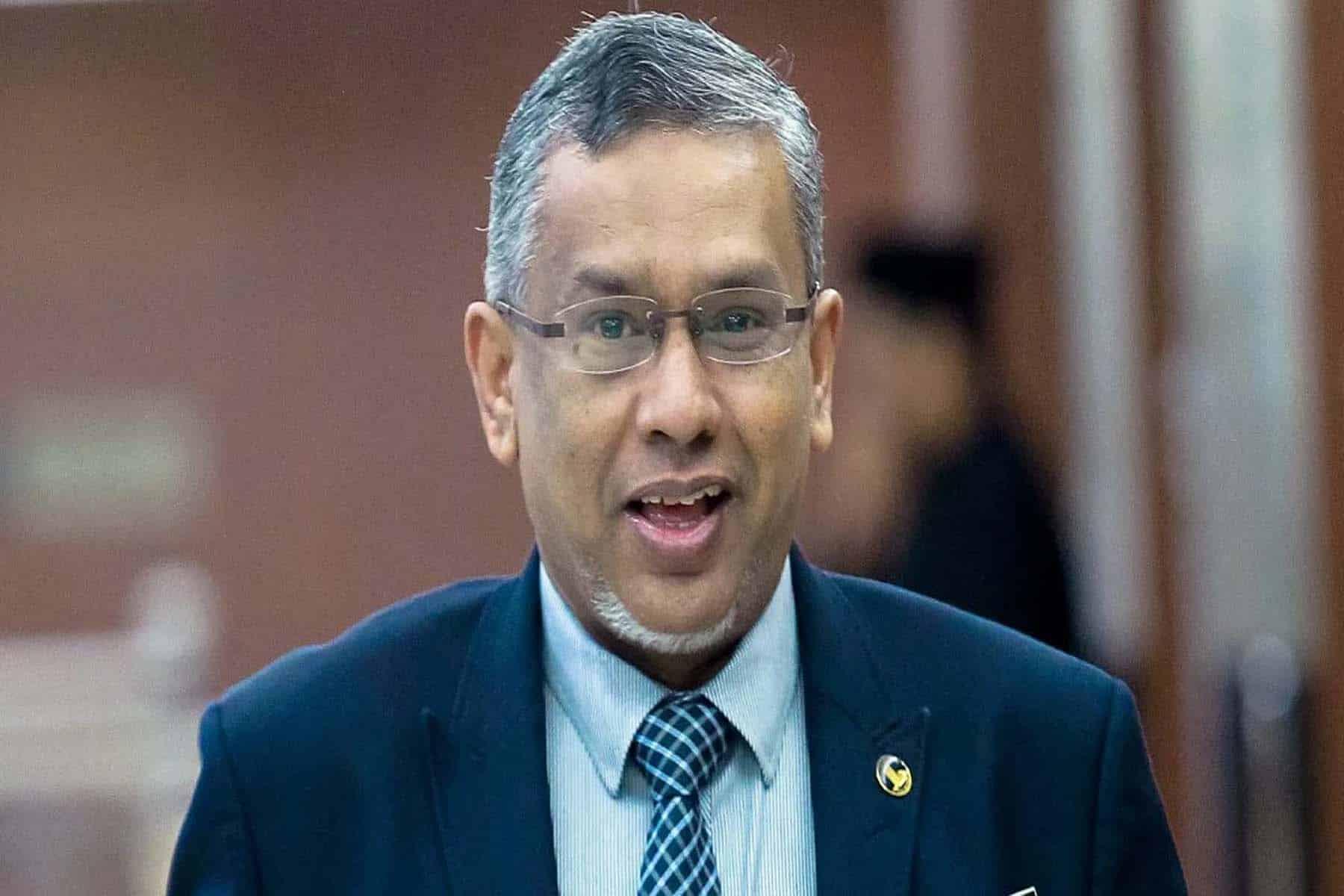 Dewan Rakyat gamat seketika soalan dari MP Sepang