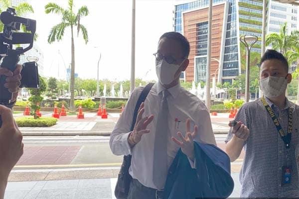 PH temui Tengku Zafrul bincang Belanjawan 2021