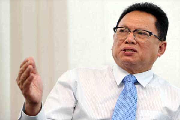 Jangan jadi ketua penerangan parti lain – Puad Zarkashi