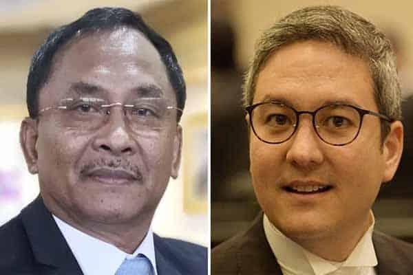 Hangat!!! Warisan nafi dakwaan peguam besar Sabah dibayar RM60,000 sebulan