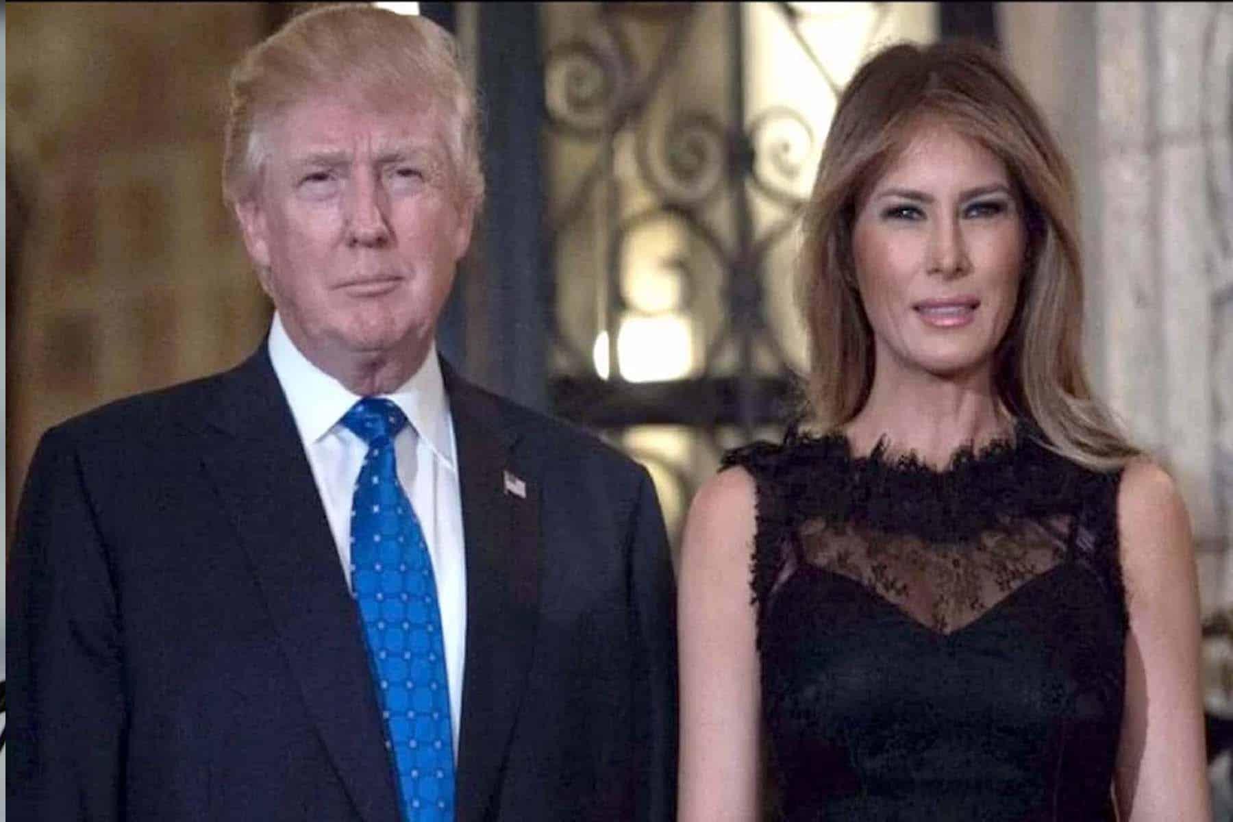 Hubungan Donald Trump dan isterinya retak menanti belah
