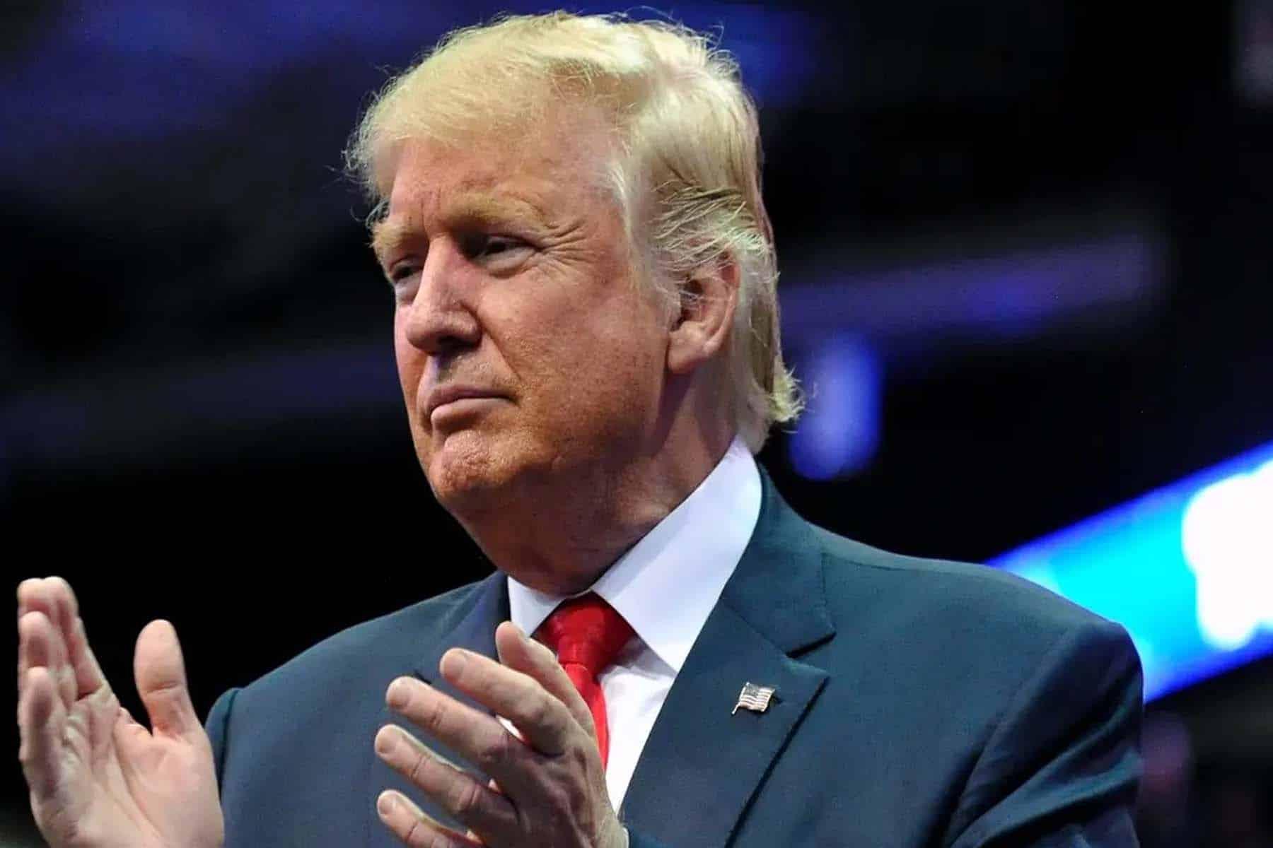Donald Trump kini tersenarai sebagai Presiden AS satu penggal