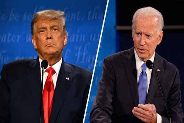 Joe Biden mengubah beberapa agenda Donald Trump