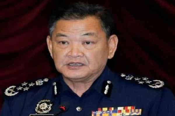 20 pegawai, anggota polis ditukar