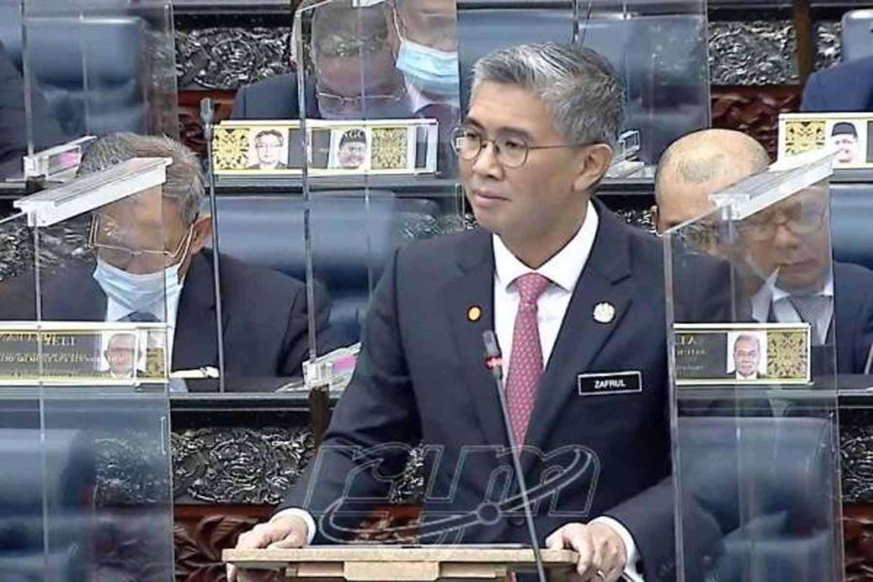 Tengku Zafrul main silap mata moratorium, KWSP, MP Umno u-turn