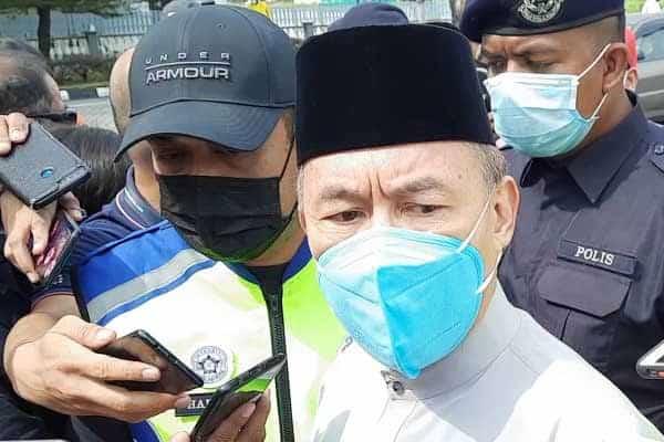 Terkini!!! ADUN Bersatu, Pas dipanggil menghadap Sultan Perak
