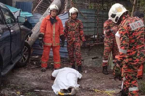 Anak bekas Adun Pasir Panjang maut kemalangan