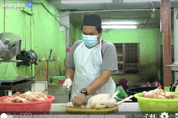 """[video]""""Orang ejek kami jual ayam.. mereka kata kami low class"""""""