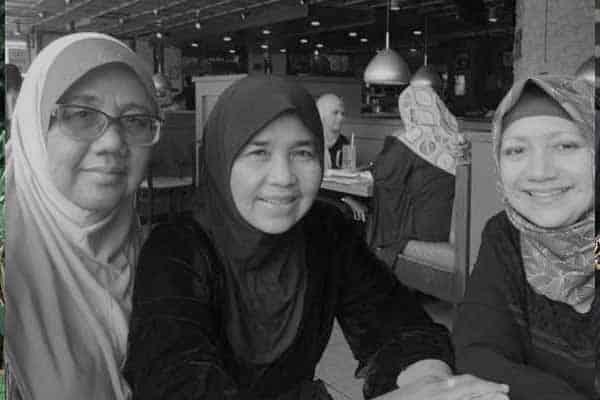 Bekas pengurus syarikat rakaman, Rohani Ismail meninggal dunia