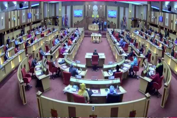 Dalam sejarah Sidang DUN Perak tanpa Menteri Besar