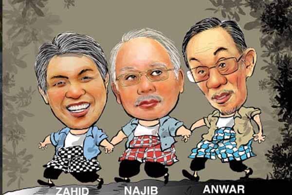 Kenapa Nak Sokong Grand Coalition?