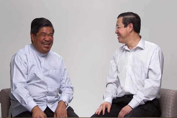108 pemimpin muda Amanah sokong kenyataan Mohamad, Guan Eng