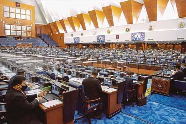 Panas!!! Parlimen kecoh salah kira undian