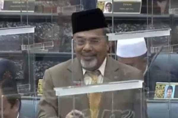 'Pasir Salak' trending di Twitter