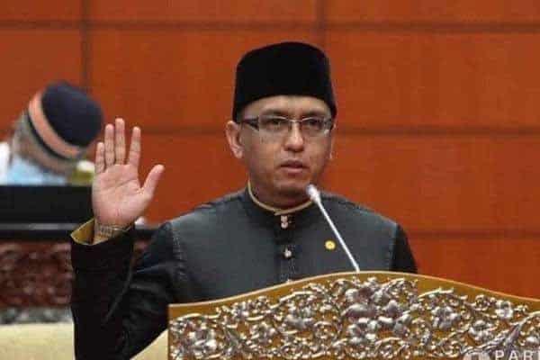 Ketua Pemuda Pas dilantik Ahli Dewan Negara
