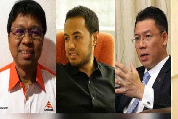 Panas!!! PH Perak sedia bekerjasama dengan UMNO