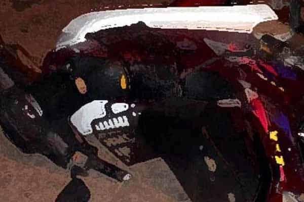 Askar maut motosikal rempuh lori