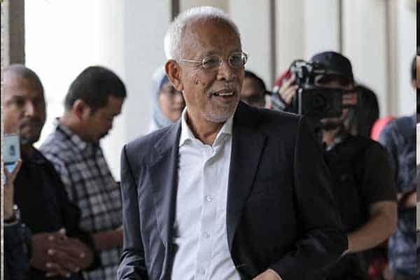 Shahrir Gagal isytihar RM1 juta kepada LHDN