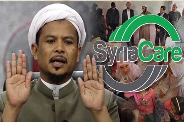 Syria Care dapat kebenaran mulakan prosiding komital pada Zamihan