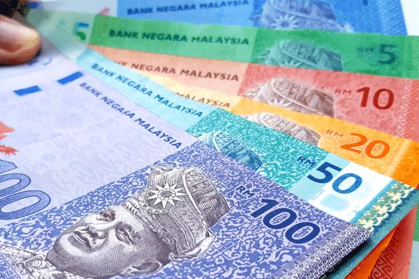 Nilai duit Ringgit naik