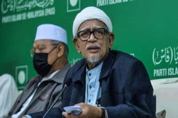 Bisikan syaitan: Abdul Hadi kena kecam ibarat tepuk air di dulang