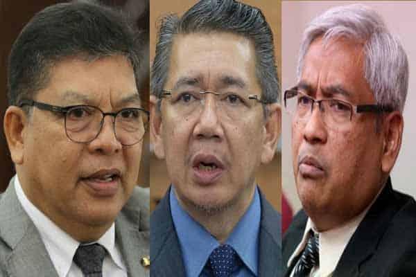 3 Adun fail permohonan mahkamah, semak isytihar darurat gantung kuasa Dun