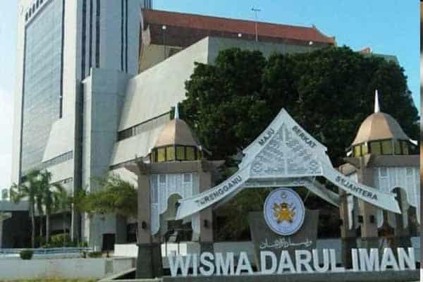 Terkini!!! Empat pejabat Exco Terengganu ditutup 14 hari