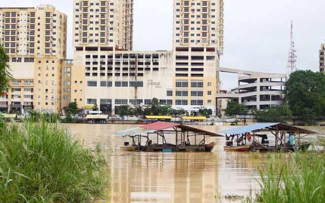 Penduduk Kota Bharu diminta bersiap sedia