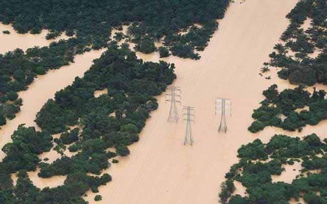 Banjir di Maran ibarat tsunami, paling buruk dalam tempoh 20 tahun