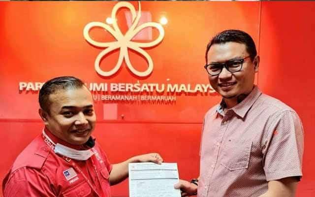 Panas!!! Saiful Bukhari sertai Bersatu