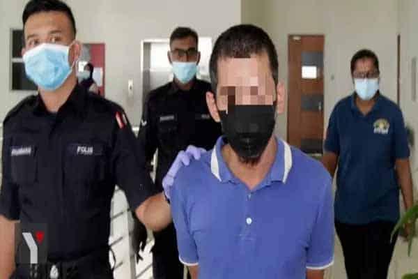 Rogol Anak Tiri 105 Kali, Lelaki Dihukum Penjara 1,050 Tahun & 24 Sebatan
