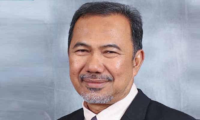 Senator Yaakob Sapari positif Covid-19
