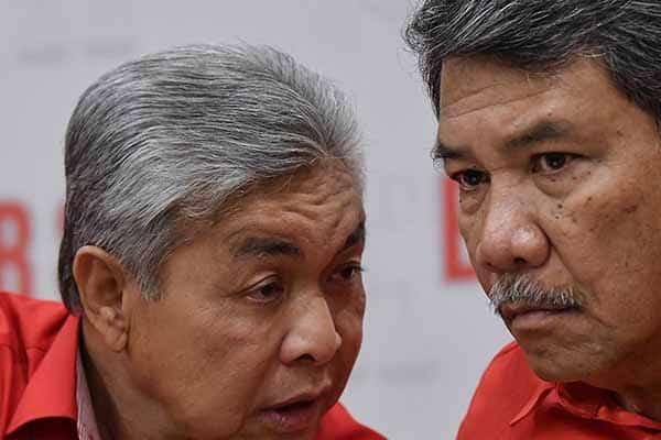 'Jika Zahid undur secara terhormat, ahli Umno akan puji'