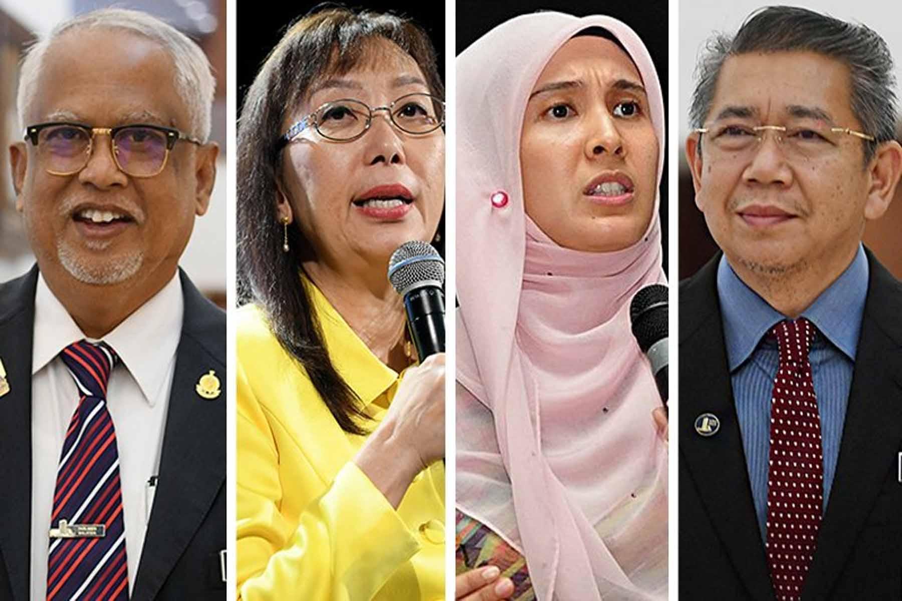 Ahli Parlimen, ADUN dapat vaksin awal ,Tiada alasan gantung sidang