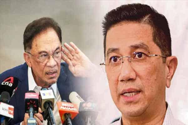 Amalan seksual Anwar jadi 'alasan' Azmin tinggalkan PKR