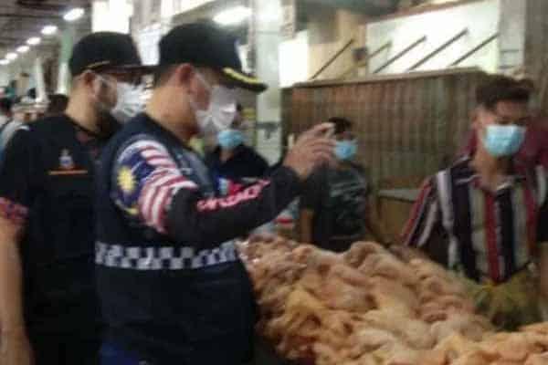 Meragukan!!! status halal sayap, buntut ayam sejuk beku