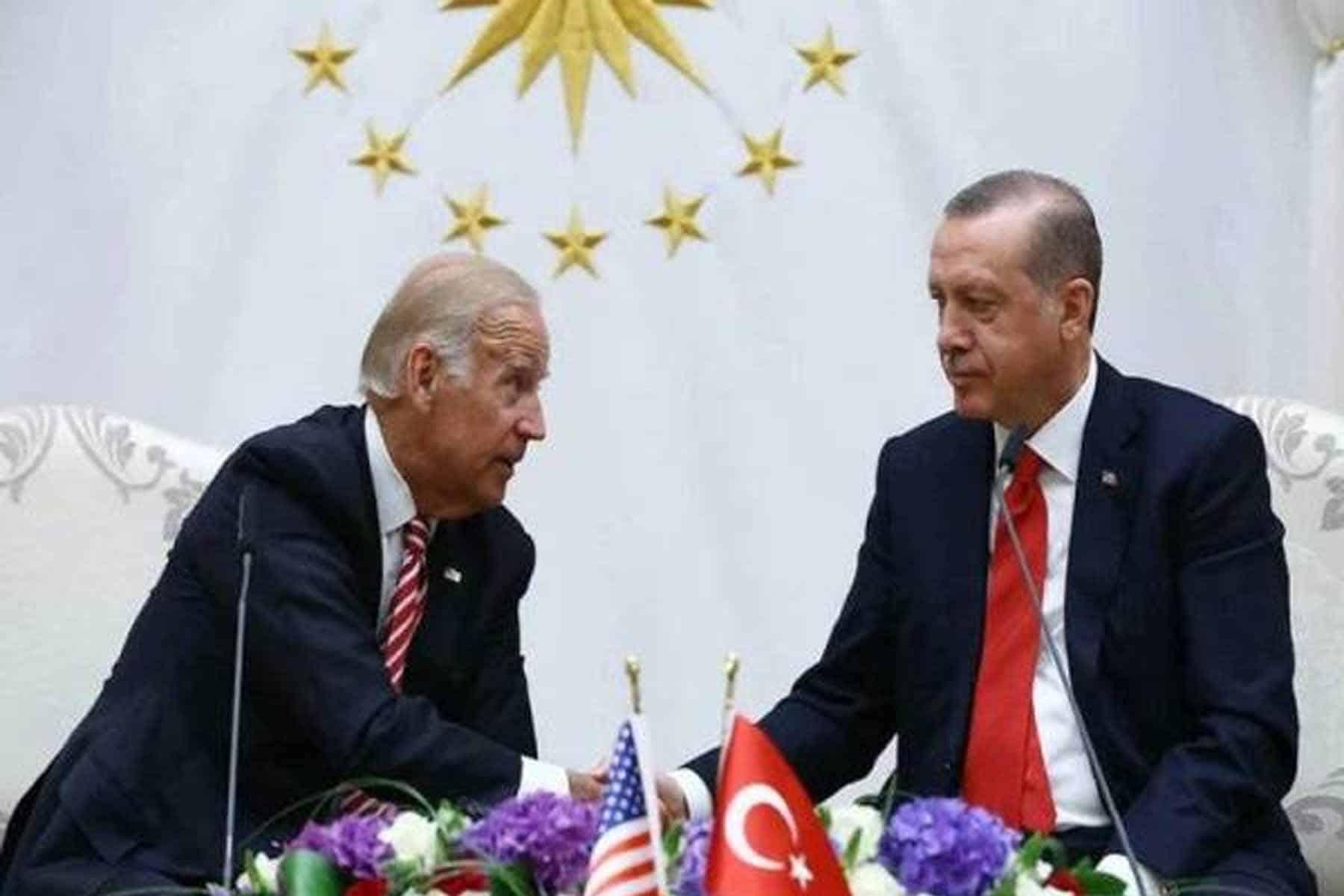 Biden akhirnya tunduk kepada Erdogan