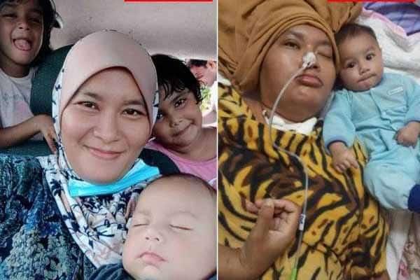 Suami Buntu Terpaksa Jaga Keluarga Lepas Isteri Tiba-Tiba Ditemui Jatuh Di Dapur