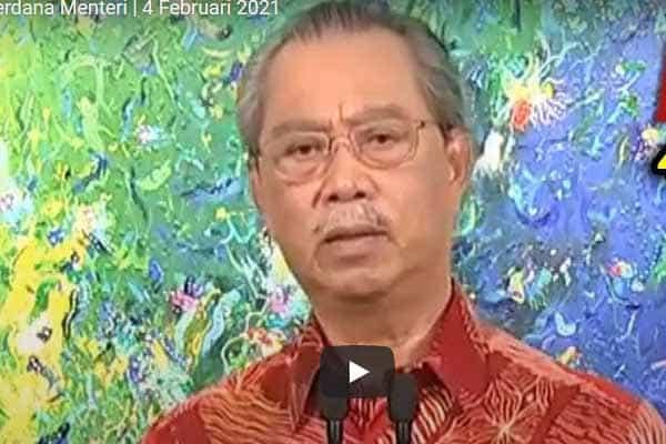 Perutusan Khas  Perdana Menteri Tan Sri Muhyiddin Yassin